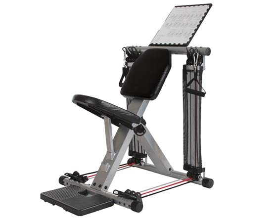 flex force 50 in 1 resistance chair gym