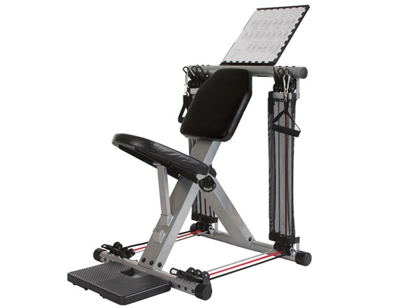 sc 1 st  Sports u0026 Outdoors - Woot & Flex Force 50-in-1 Resistance Chair Gym