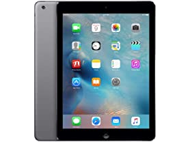 "iPad Air (1st Gen) 9.7"" Tablets with WiFi"