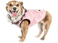 Pet Life Fur Dog Jacket