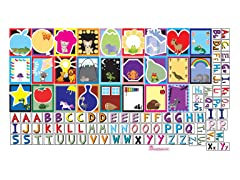Play & Learn Letters