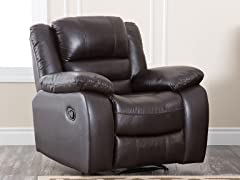 Kennedy Leather Recliner