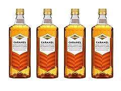 Fontana Caramel Flavored Syrup - 4/1 Liter