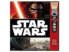 Star Wars The Force Awakens Flashlight Adventure Bk