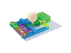 Lectrixs Electronic Building Blocks (34-Piece Set with 115 Projects)