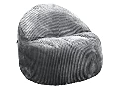 Wallaby Foam Chenille Chair