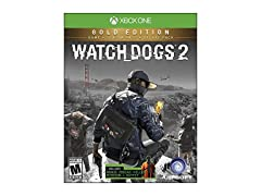 Watch Dogs 2: Gold Edition - Xbox One