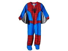 Spiderman Blanket Sleeper (12M-24M)