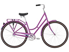 Raleigh Gala Women's Bicycle - Purple
