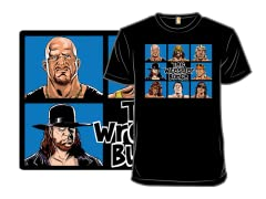 The Wrestler Bunch