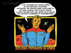 Solving Problems In Space
