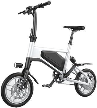 GlareWheel EB-X5 15mph High Speed Foldable Electric Bike