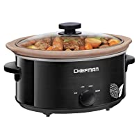 Deals on Chefman XL 7 Qt. Slow Cooker