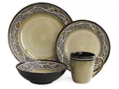 Cordoba 16Pc Dinnerware Set