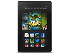 "Kindle Fire HD 7""- 16 GB (3rd Generation)"
