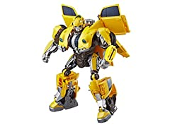 Transformers Bumblebee Movie Power Charge