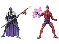 Hasbro Marvel Legends Black Panther Figures