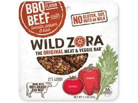 Wild Zora BBQ Beef Bars