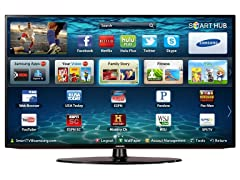 "Samsung 46"" 1080p LED Smart TV w/ Wi-Fi"
