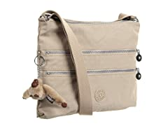 Alvar Shoulder Travel Bag, Cafe Latte