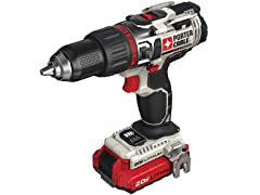 Porter-Cable 20V MAX Hammer Drill Kit