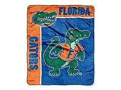 Florida Plush Throw