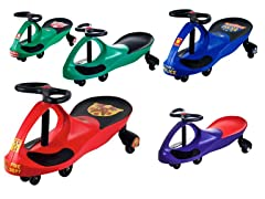 Lil' Rider Wiggle Car - 5 Styles