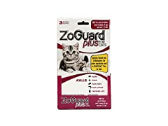 3 Pack - ZoGuard Plus for Cats
