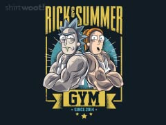 Rick & Summer Gym