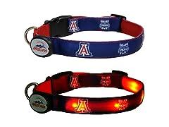 University of Arizona LED Collar - Large