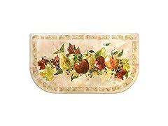 Napa Fruit Slice Oversized Mat