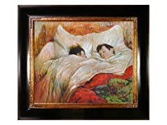 Toulouse-Lautrec - The Bed
