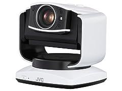 JVC Live Streaming Camera
