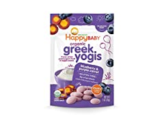 Happy Baby Organic Greek Yogis