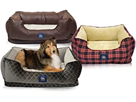 Serta Orthopedic Foam Pet Bed (Your Choice)