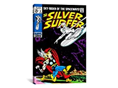 Silver Surfer Issue Cover #4