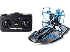 Air Hogs 2-in-1 Hyper Drift Drone - Blue