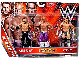 WWE NXT Superstars Action Figures