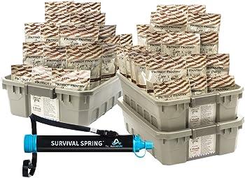 Food and Water Survival Bundles