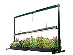 Hydrofarm 4' JumpStart Grow Light System