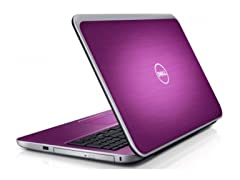 "15.6"" Quad-Core Laptop - Purple"