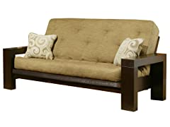 Soho Futon w/ Innerspring Mattress