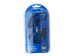DUAL Universal Hands-Free Ear Piece
