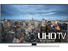"Samsung JU7100 85"" Class 4K Smart LED TV"