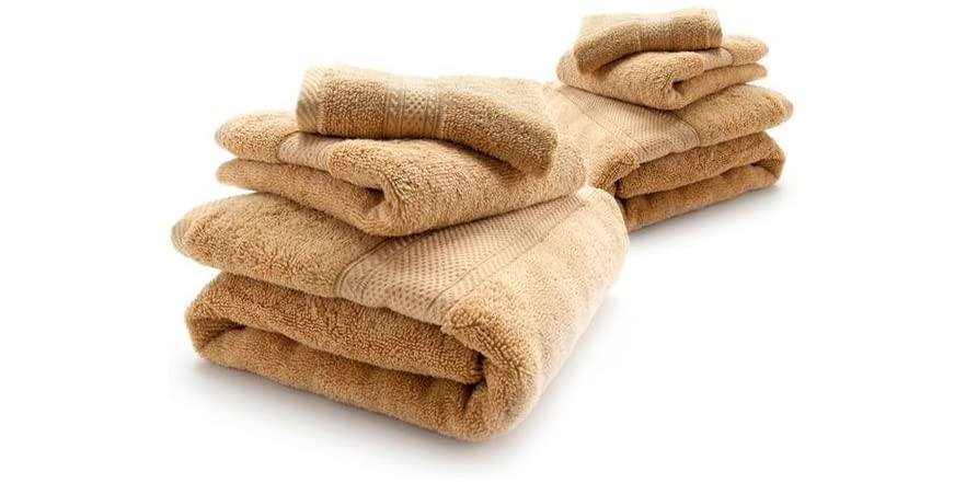 Homesource Microcotton Towel Set Maize