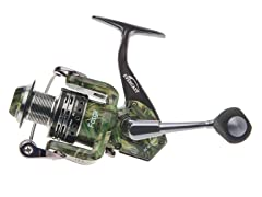 3000 Aluminum Forge Spinning Reel- Camo