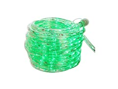 AmazonBasics Green LED Rope Light