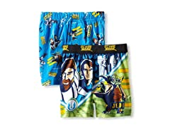 The Clone Wars Boxers 2-Pack (4-6)