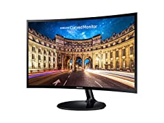 "Samsung 24"" Curved Full-HD LED Monitor"