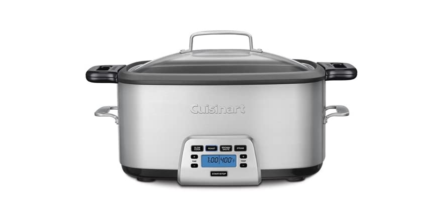 cuisinart slow cooker cuisinart or multi cooker your choice 10785